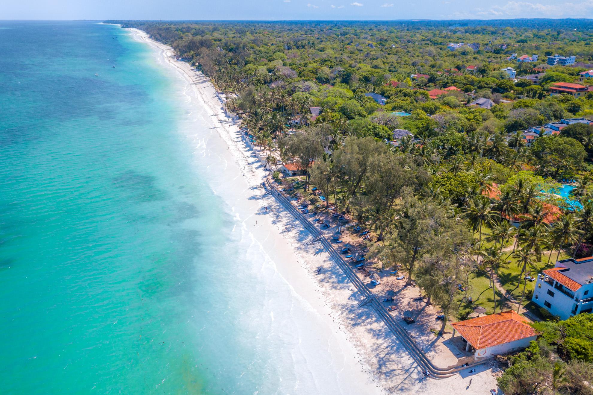 Diani Sea Resort - Kichaka Tours and Travel Kenya