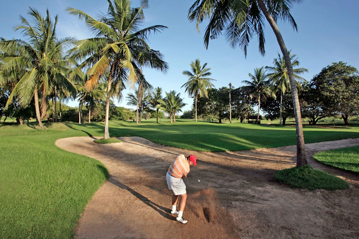 Leisure Golf Club Diani Beach